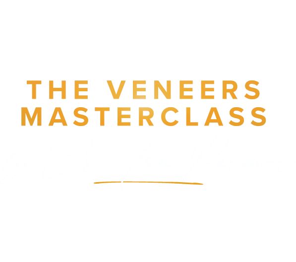 The Veneers Masterclass by Dr. Ash Parmar